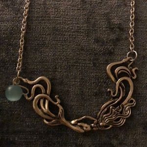 Jewelry - Mermaid necklace Mexican Opal NWT